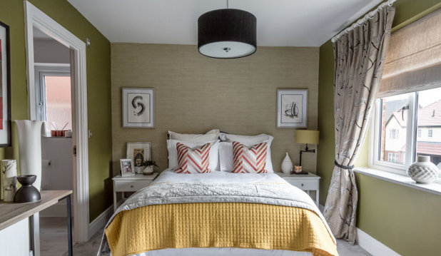 Traditional Bedroom by HartleyCox Interiors