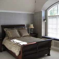 Traditional Bedroom by Letitia Holloway