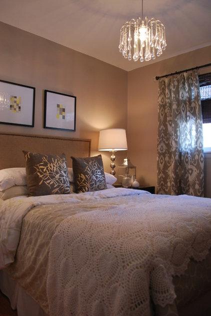 Eclectic Bedroom Guest Bedroom