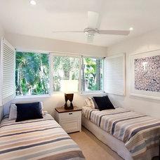 Modern Bedroom by Nathan Gornall Interior Design