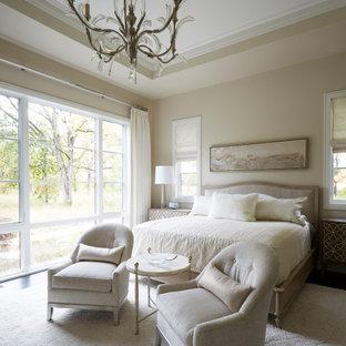 Guest Bedroom in Cream and Beige