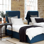 Master Bedroom Contemporary Bedroom London By