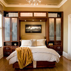 modern bedroom by ADEENI DESIGN GROUP
