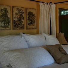 Traditional Bedroom by Vignette Design