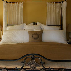 Traditional Bedroom by Vignette Design