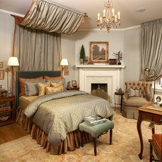 Traditional Bedroom by Indicia Interior Design