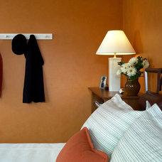 Modern Bedroom by Jeanne Finnerty Interior Design