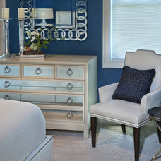Transitional Bedroom by KDS Interiors, Inc.