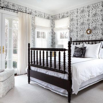 Guest Bedroom   Konstant Architecture + Home