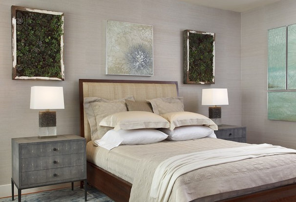 Eclectic Bedroom by Lindy Donnelly
