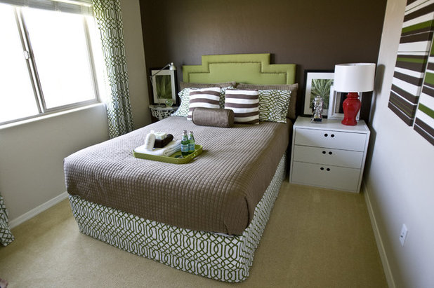 Build A Better Bedroom: 7 Ways To Make A Small Bedroom Look Bigger And Work Better