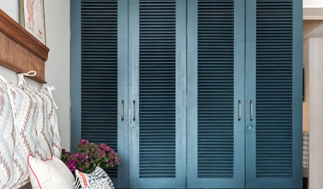 21 Stylish Wardrobe Designs That Celebrate Contrast
