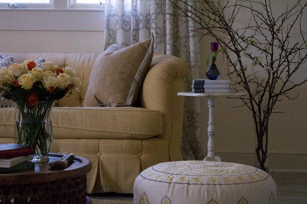 Eclectic Bedroom by Roya De Vries Interior Design