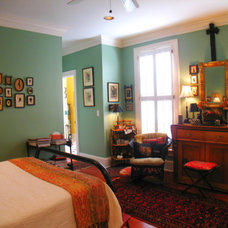 Traditional Bedroom by Greg Mix - Registered Architect