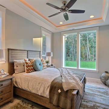 Guest Bedroom - The Ascension - Super Ranch on Acreage