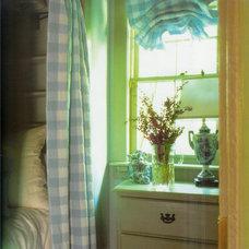 Traditional Bedroom by Ellen Kennon
