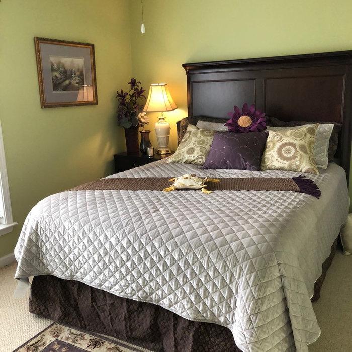 Guest Bedroom Woodlands