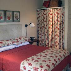 Rustic Bedroom by Terri Symington, ASID