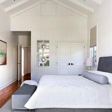 Traditional Bedroom by Heffel Balagno Design Consultants