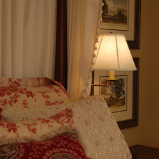 Traditional Bedroom by A.HICKMAN Design