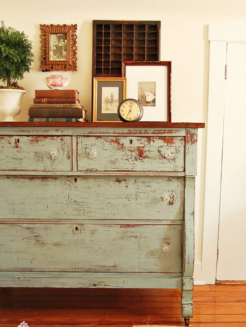 Upcycled furniture home design ideas pictures remodel for Eclectic bedroom sets