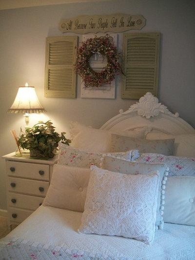 Стиль шебби-шик Спальня ~Guest Room~