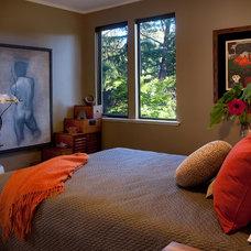 Eclectic Bedroom by Jane Ellison
