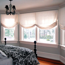 Traditional Bedroom by Lauren Milligan Design