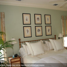 Tropical Bedroom by Nautilus Designs