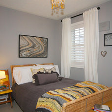 Eclectic Bedroom by Somers & Company Interiors,  Gillian Somers
