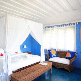 guest suite at Estrela d' Agua, Trancoso, Brazil