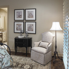 Traditional Bedroom by Dawn Hearn Interior Design