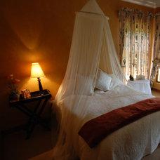 Traditional Bedroom by Karen Schaefer Louw