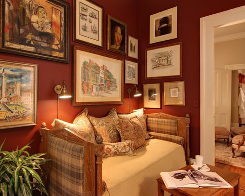Example Of A Classic Bedroom Design In New Orleans