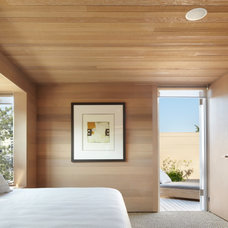Beach Style Bedroom by Bromley Caldari Architects PC