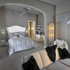 Contemporary Bedroom by Guido Custom Homes, Inc (Laurie Guido)