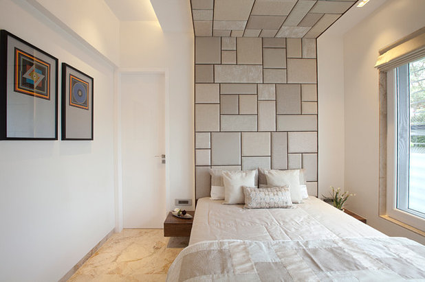 Contemporary Bedroom by The BNK Group
