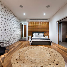 Contemporary Bedroom by Residential Attitudes