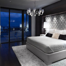 Bedroom by Habachy Designs