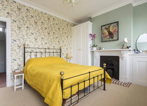 Traditional Bedroom Hackney 2015 - Victorian Terrace