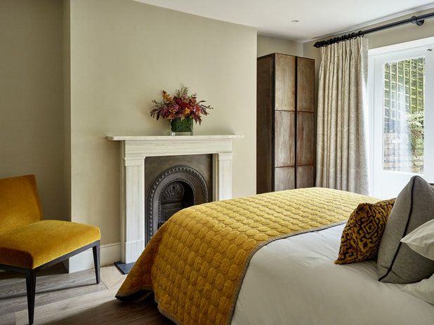Traditional Bedroom by Caz Myers Design