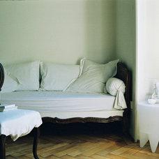 Asian Bedroom by Interior Design Philosophy