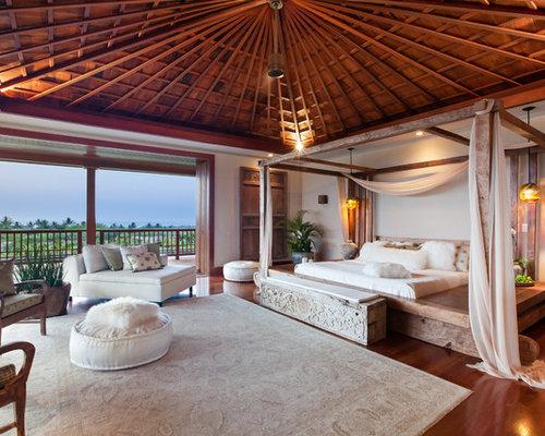 Hawaiian Style Bedroom: Tropical Hawaii Bedroom Design Ideas, Remodels & Photos