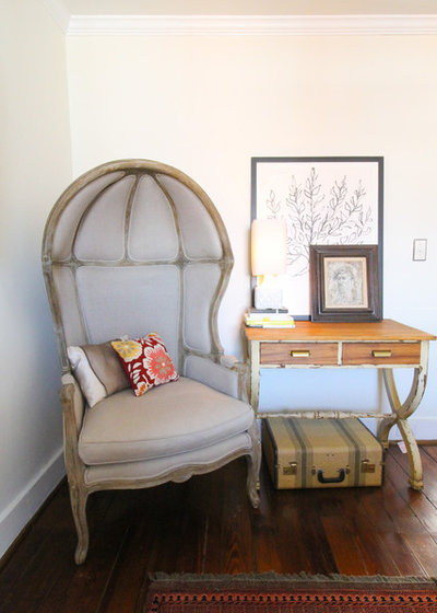 My Houzz Relaxed Glamour In A Downtown Row House