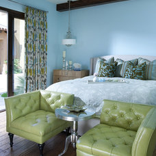 Traditional Bedroom by Hallmark Interior Design LLC