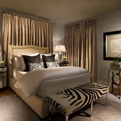 eclectic bedroom by Craig Denis