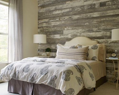Barnwood Bedroom Houzz