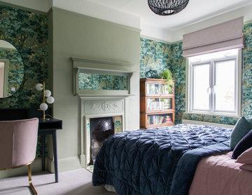 Hambledon - Guest Bedroom and Bathroom