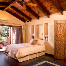 Mediterranean Bedroom by Cody Anderson Wasney Architects, Inc.