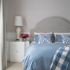 Transitional Bedroom by Horton & Co. Designers